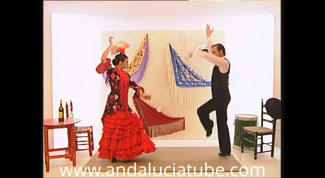 Aprenda A Bailar Sevillanas Baile Completo Youtube