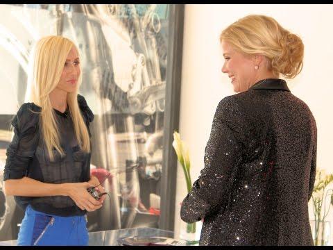 Alexandra von Furstenberg: Acrylic Furniture and Accessory Designer