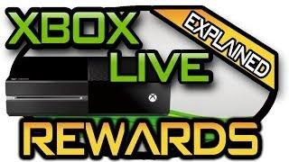 Xbox Live Rewards Explained