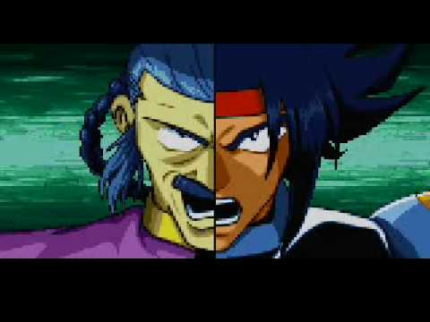 Super robot taisen f final g gundam final fight youtube for Domon vs master asia