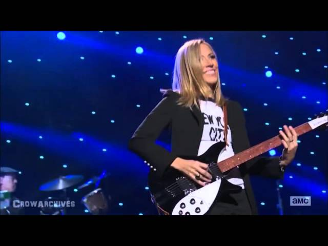 GDA - Sheryl Crow   A Hard Day's Night Live