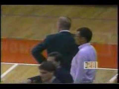 UTEP Mark McCall WAC Tournament Championship 1990