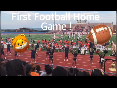 Langston University  | First Home Game  | Battle Of The Bell