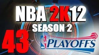 BdoubleO Plays NBA 2k12 - Finals Game 1 - vs. Boston Celtics