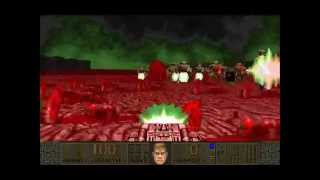Doom 2 Cyberland UV Max in 34:18 (Home of the Cyberdemons)