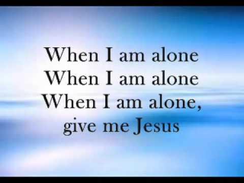 Download Give Me Jesus With Lyrics Artist: Fernando Ortega