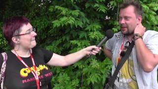"""DEKOMPRESOR na PixelHeaven 2013 :: Adam """"Scorpik"""" Skorupa"""