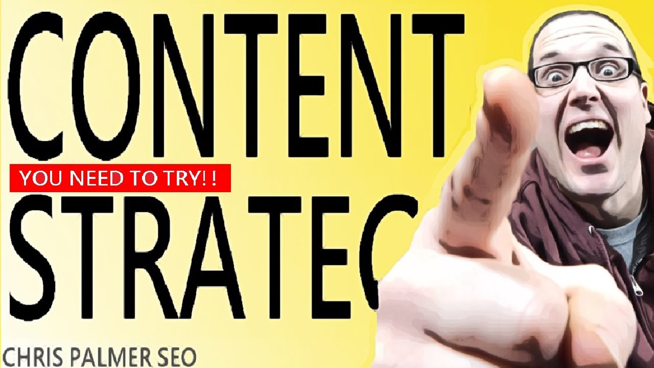 Content Marketing Strategy For SEO 2021