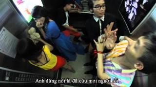 Video | BB BG Thang Máy Định Mệnh | BB BG Thang May Dinh Menh