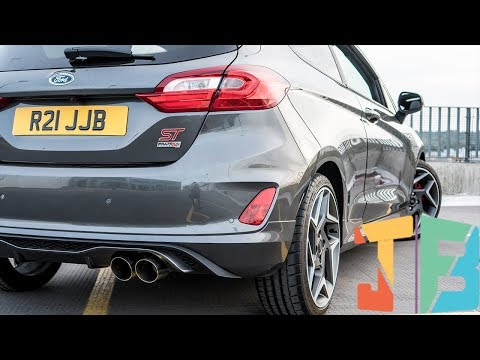 MK Ford Fiesta ST - How to install an EXHAUST (Valved Milltek GPF-Back)