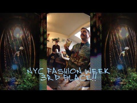 James Reeves vlog NYC Fashion Week 2016