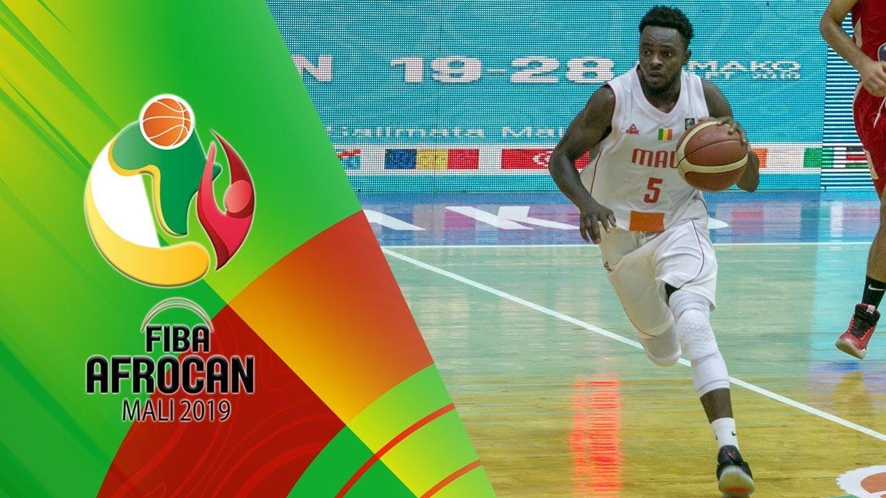 Mali v Tunisia - Full Game - FIBA AfroCan 2019
