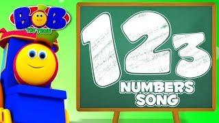Numbers Song | Nursery Rhymes & Kids Songs | Preschool Learning Videos | Kids Cartoons