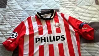 GoGoalShop.com - PSV 15/16 Shirt Review