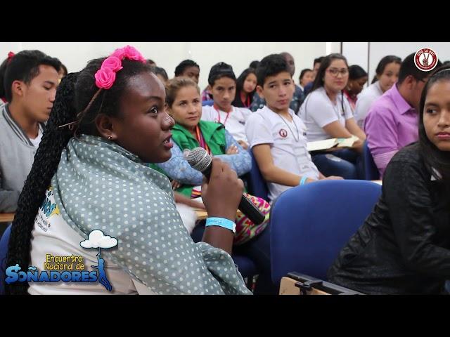 Con + Sueños / Encuentro Nacional de Soñadores - Conferencias
