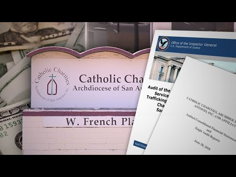 Financial Records Paint Troubling Picture Of Catholic Charities