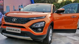 Tata Harrier - Most detailed Demo by Tata Officials