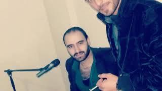 الفنان حسين عبيد قصة شاب مع عازف طارق ياغي