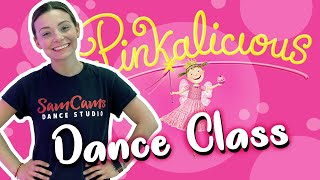 Free Online Pinkalicious Dance Class