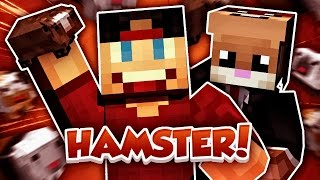 EEN HAMSTER GEKOCHT! - Minecraft Survival #182