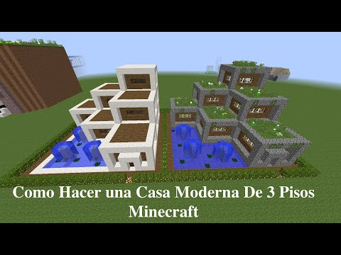 Download video como hacer una casa cubo en minecraft pt 2 - Como acer una casa ...