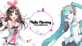 Download Mp3 Kizuna Ai & Hatsune Miku - Hello, Morning  Pa's Lam System Remix