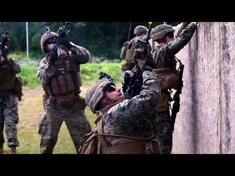 Marines Conduct MOUT At MCB Hawaii