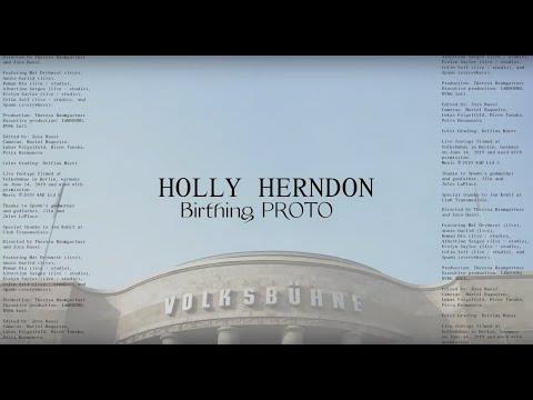 Behind Holly Herndon's Radically Human AI Music