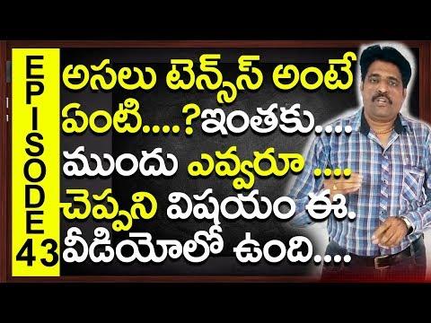 Spoken English Classes In Telugu Episode 43