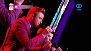 The Overtones Sh-Boom (Life could be a dream) Live...