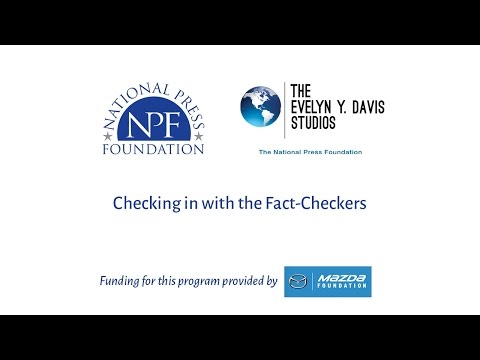 Checking in with the Fact-Checkers