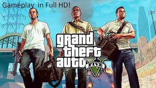 GTA V PC Gameplay Max Settings HD