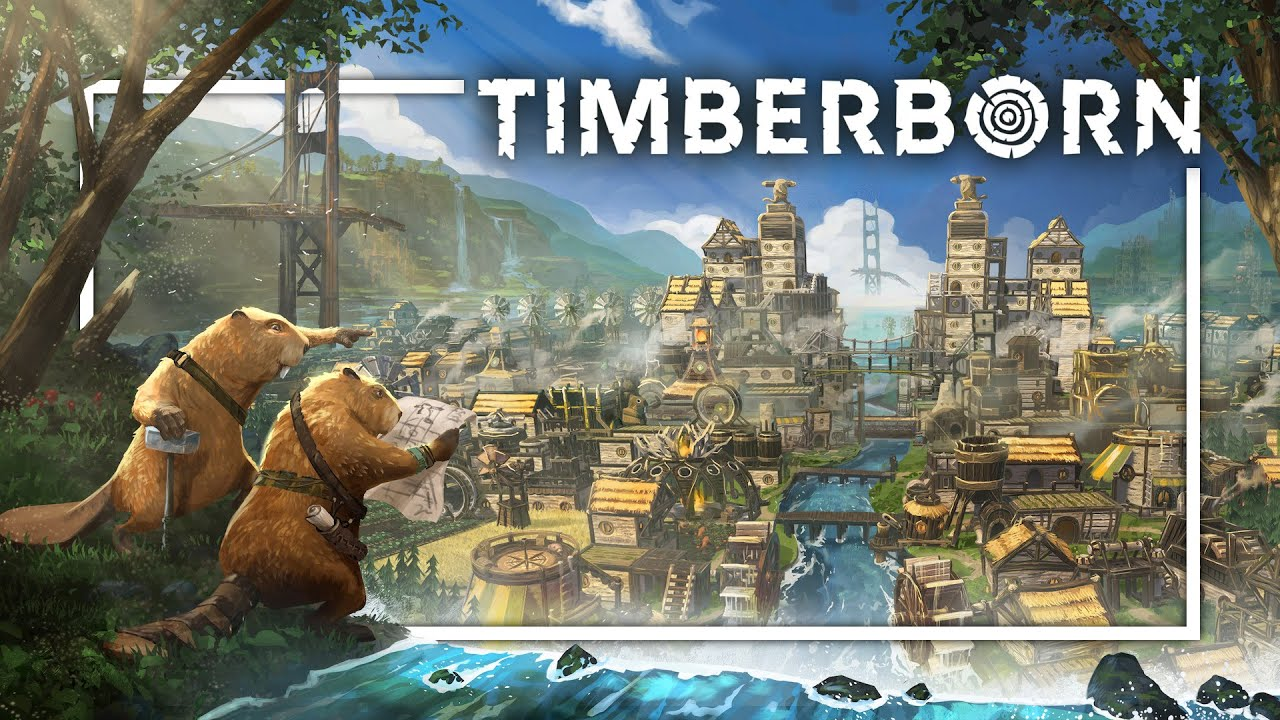 Download PUES QUE JUEGAZO - TIMBERBORN Gameplay Español Ep 1