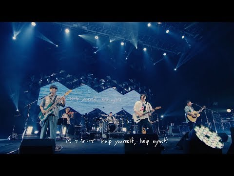 flumpool「HELP」(TOUR「⌘⇧Z」at PACIFICO YOKOHAMA)