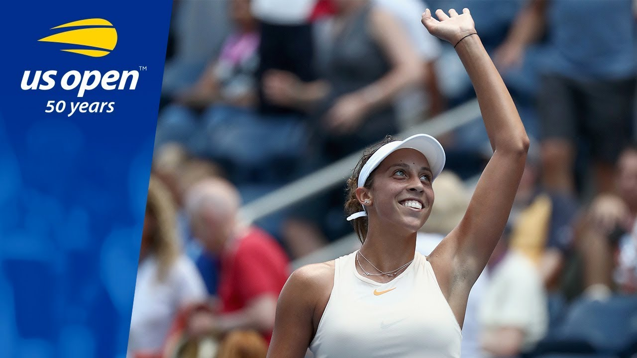 Madison Keys Continues to Roll at the 2018 US Open, Defeating Pera in Straight Sets