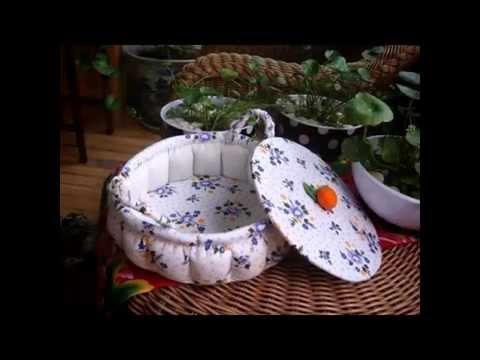 МК красивые коробочки и корзины для всякой всячины.MK beautiful boxes and baskets for sundries