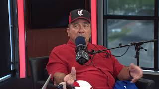 Johnny Bench: Pete Rose Shouldn't Be in the Baseball Hall of Fame | The Dan Patrick Show | 7/17/18