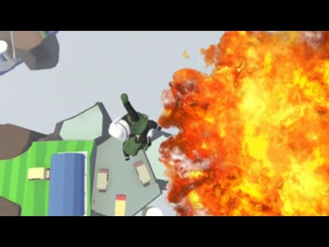 BOOM! Human fall flat funny moments voice over: short film at the end* |