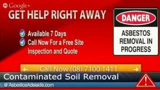 Contaminated Soil Removal Adelaide - (08) 7100 1411 - Asbestos - AsbestosAdelaide.com