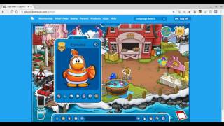 play club penguin episode 12 finding dory party