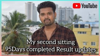My 2nd sitting 95days completed Results updates| FUE Tamil Hair transplant| Tamilan HT|Hair care