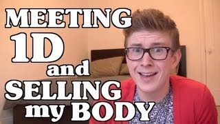 Video Meeting One Direction & Selling My Body | Tyler Oakley download MP3, 3GP, MP4, WEBM, AVI, FLV Desember 2017