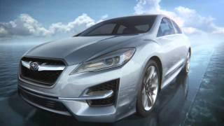 video thumbnail of 2010 LA Auto Show - Subaru Impreza Design Concept