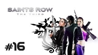 Lets Play Saints Row: The Third (016) - Zimos hat das beste Zeug der Stadt