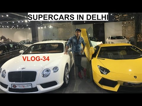 BIG BOY TOYS | FULL EXPLORE | LUXURY CARS SHOWROOM | NEW AND SECOND HAND | DELHI