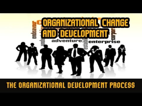 The Organization Development Process| OD Process Steps| Action Research Plan| Importance- OD Process