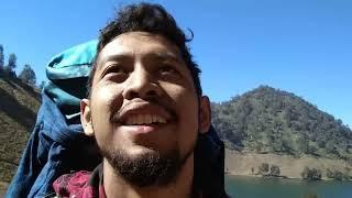 Download Lagu #mahameru. Susah Senang Gabutnya ke gunung sendirian, solo hiking gunung Semeru mp3