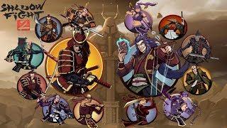 Shadow Fight 2, SamuraiArmy Vs Boss