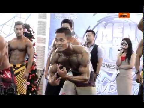 Men of Steel Indonesia 2016 : Zaid Moheyer (Team Scitec Malaysia)