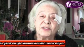 Bülent Ersoy'un huzurevinde ki hocası. 2017 Video